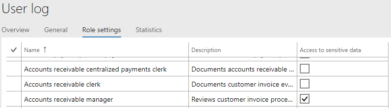 Gdpr Features In Dynamics 365 For Finance Amp Operations