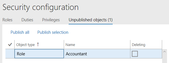 Setting Up Security in Dynamics 365 for Finance and